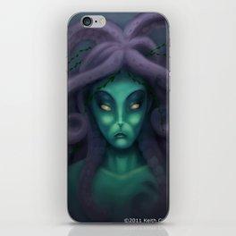 Queen Neptune iPhone Skin