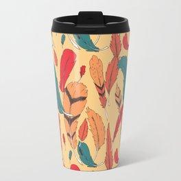 Feathers Travel Mug