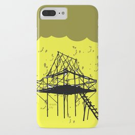 Drizzle City 3 iPhone Case