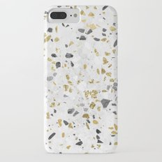 Glitter and Grit iPhone 7 Plus Slim Case