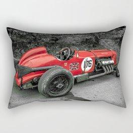 Napier Bentley 1929 v2 Rectangular Pillow