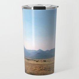 nevada desert Travel Mug