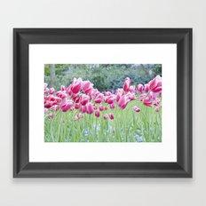 spring in london 001 Framed Art Print