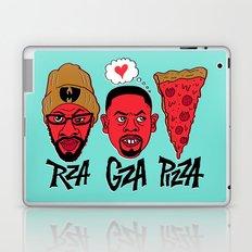 RZA, GZA, PIZZA Laptop & iPad Skin