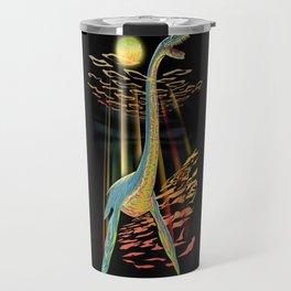 Loch Ness Plesiosaur  Travel Mug