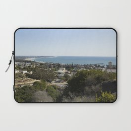 Coastal Town Laptop Sleeve