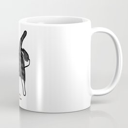 CAT SHIT Coffee Mug