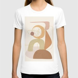 Abstract Modern Art 15 T-shirt