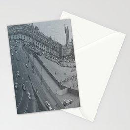 Plaza Zocalo, Mexico-city Stationery Cards