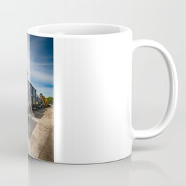 Pill Box Brake Van Coffee Mug