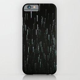Make believe shooting stars iPhone Case
