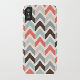 Mod Hues Chevron iPhone Case