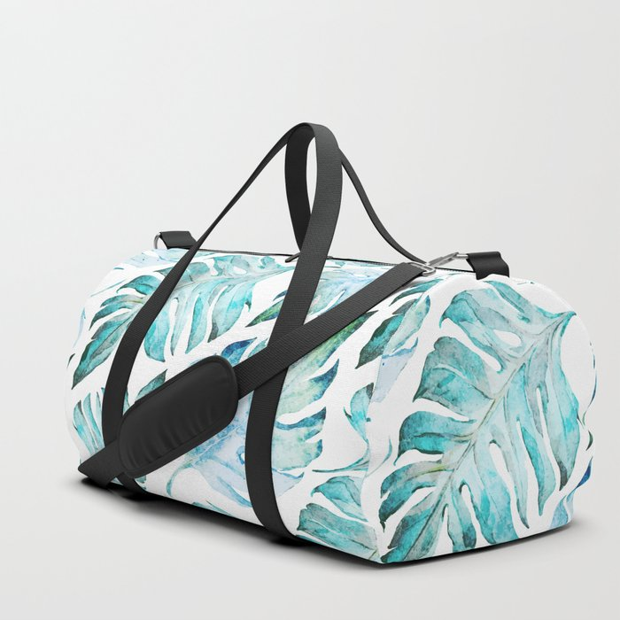 love tropical Duffle Bag