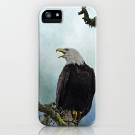 Character - Eagle Art iPhone Case