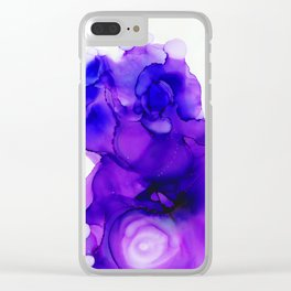 Ink 144 Clear iPhone Case