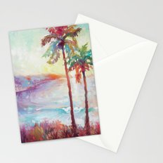 Sunrise in Hawaii Stationery Cards