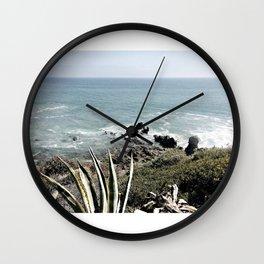 the beautiful pacific Wall Clock