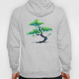 Blue Bonsai Hoody
