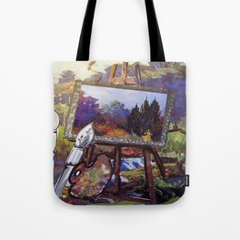Put Color in Your Life Tote Bag