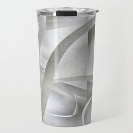 Paper pattern Travel Mug