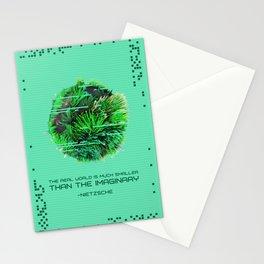 Nietzsche - Imaginary World Stationery Cards