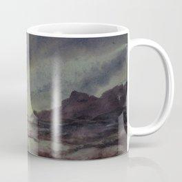 Crashing Waves WC151126a Coffee Mug