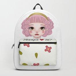 Guapa tú Backpack