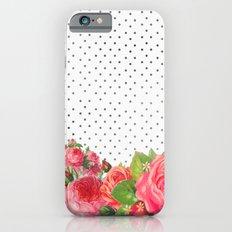 FAVORITE FLORAL iPhone 6 Slim Case