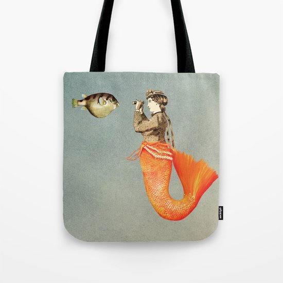 In search of realistic love Tote Bag