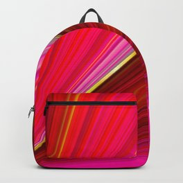 Abstract gragient texture. Backpack