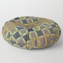 Chunky Pea Soup Floor Pillow