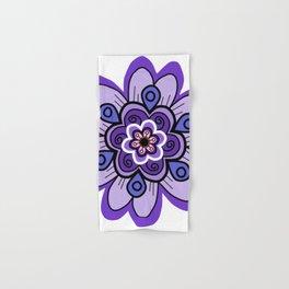Flower 04 Hand & Bath Towel