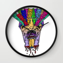 Phatal Pharaoh Wall Clock