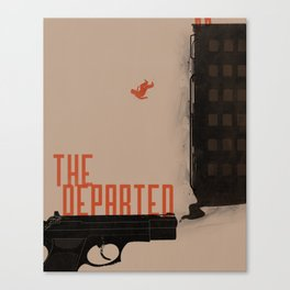 The Departed Canvas Print