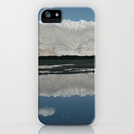 A Mountain In Ladakh iPhone Case