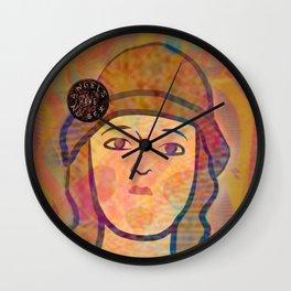 Angels Have No Sex Wall Clock
