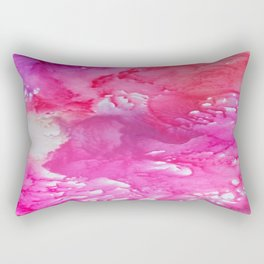 Cotton Candy Dreams Rectangular Pillow