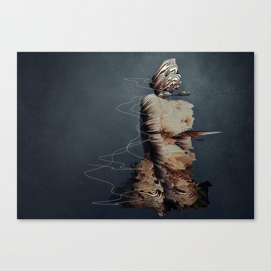 if Canvas Print