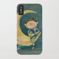 boy iPhone & iPod Cases featuring Boy by Catru