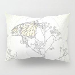 """""""Grafik 030"""" Butterfly Art by Murray Bolesta Pillow Sham"""