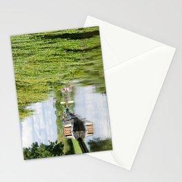 Alrewas canal scene Stationery Cards