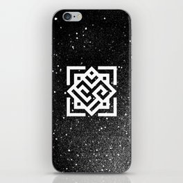 The Sound of the Universe iPhone Skin