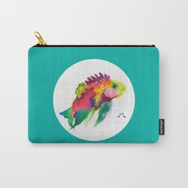 Watercolor 3 Carry-All Pouch