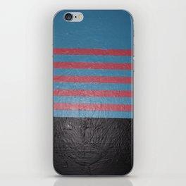 A B C iPhone Skin