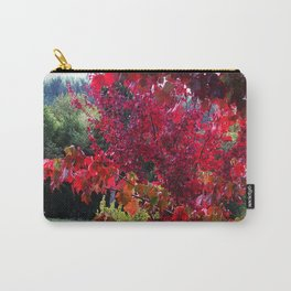 View Between The Branches Carry-All Pouch