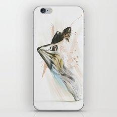 Drift Contemporary Dance iPhone & iPod Skin