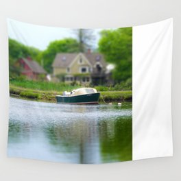MYSTIC MORNING Wall Tapestry