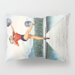 This is not a game Pillow Sham