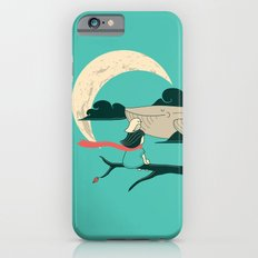 Did you see the whale in flight iPhone 6s Slim Case