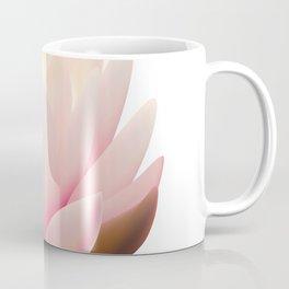 lotus flower silk Coffee Mug